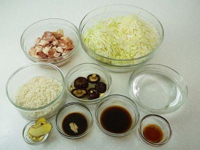 食譜-香菇雞燉飯