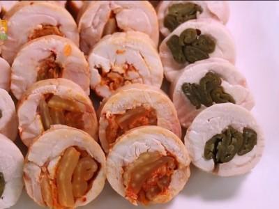 食譜-【阿芳廚房】熟成星級雞腿捲