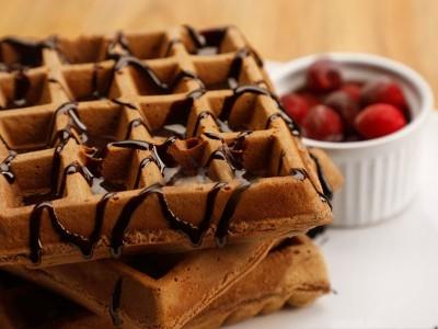 食譜-巧克力鬆餅