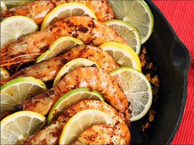 食譜-紐澳良烤蝦