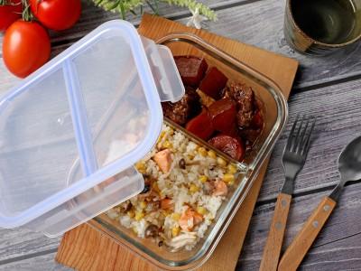 食譜-用IH電子鍋 輕鬆做便當