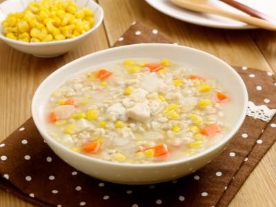 食譜-雞肉燕麥粥