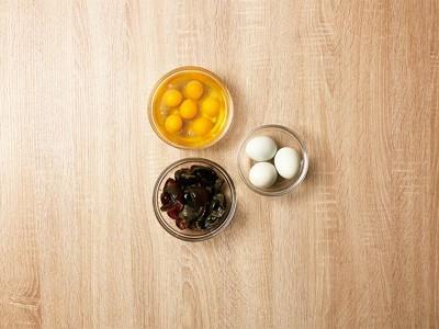 食譜-氣炸三色蛋