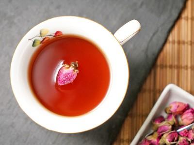 食譜-玫瑰美人茶
