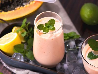 食譜-木瓜牛奶