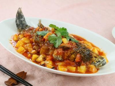 食譜-糖醋魚