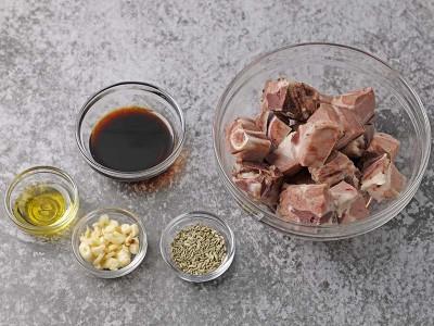 食譜-茴香燉羊肉