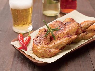 食譜-韓式雞翅