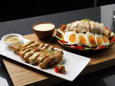 食譜-夏日低GI輕料理