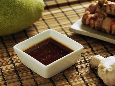 食譜-柚子醃肉醬