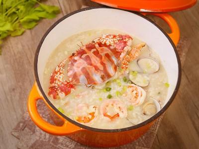 食譜-海鮮螃蟹粥