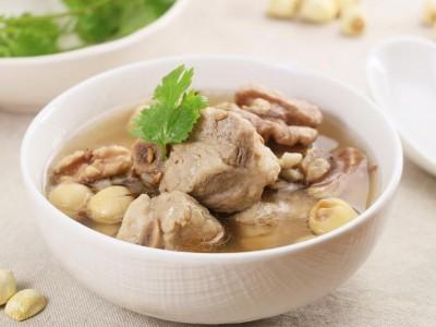 食譜-安神排骨湯