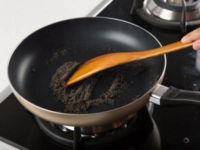 食譜-黑芝麻紅棗粥