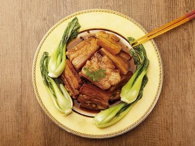 食譜-梅干扣肉