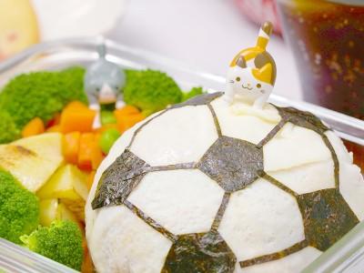 食譜-足球便當