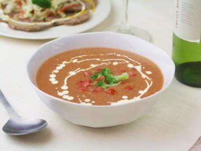 食譜-牛肉片佐番茄牛肉湯