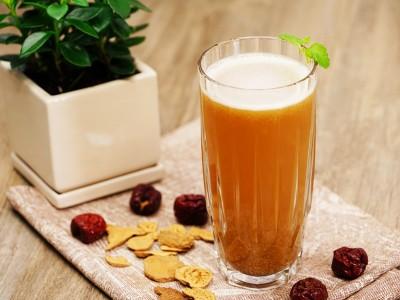 食譜-白朮紅棗茶