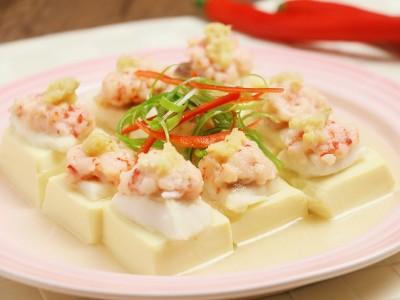 食譜-雙鮮豆腐