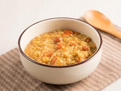 食譜-荷葉小米粥