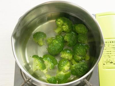 食譜-咖哩里肌綠花椰