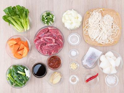 食譜-台灣牛肉麵