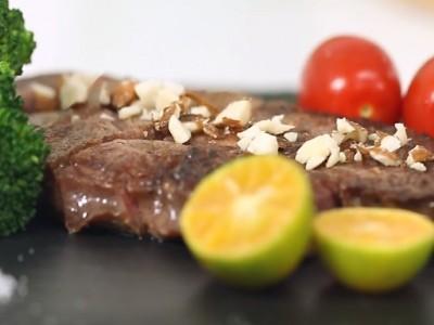 食譜-佳佳料理小教室 十分鐘速食牛排