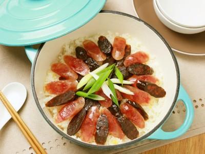 食譜-港式臘味飯