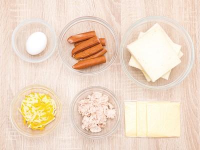 食譜-德式香腸起司捲