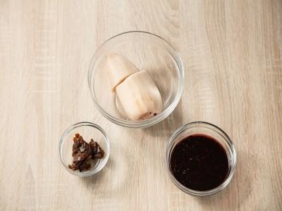 食譜-桂圓釀蓮藕