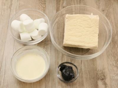 食譜-芝麻豆腐