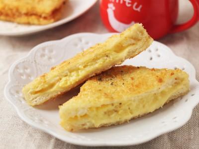 食譜-酥炸乳酪盒
