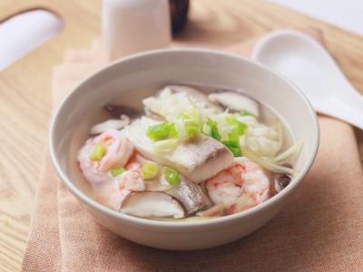 食譜-養顏三鮮湯
