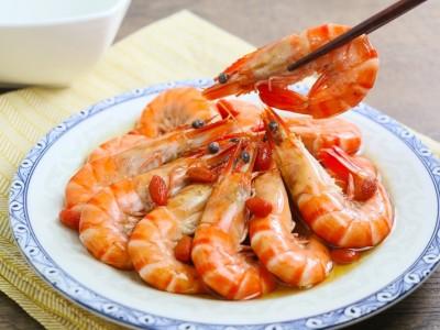 食譜-花雕醉蝦