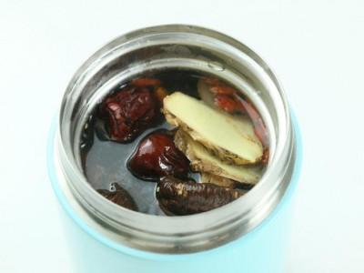 食譜-養生香菇雞湯