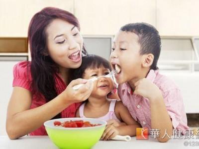 食譜-關鍵營養素 「罩」住孩子免疫力