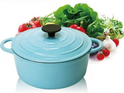 食譜-鑄鐵鍋的基本認識與保養5步驟