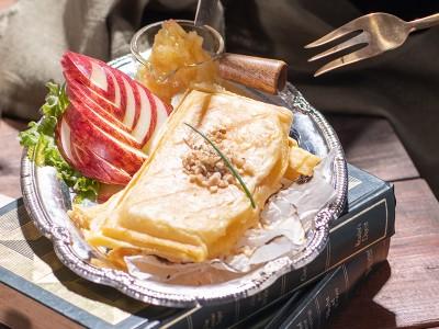 食譜-酥皮蘋果派