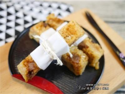 食譜-【夏日不流汗特輯】甜桂圓米糕