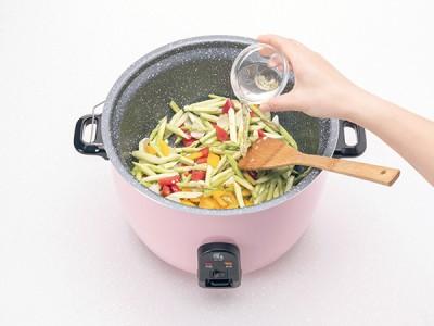 食譜-炒時蔬