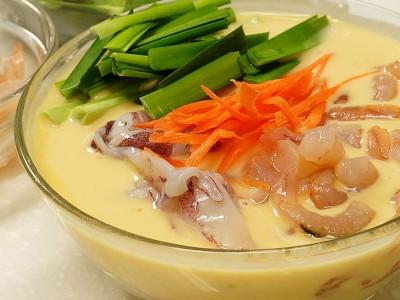 食譜-韓式海鮮煎餅