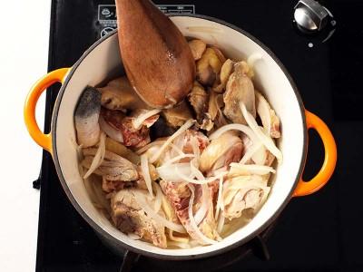 食譜-蛤蜊雞湯