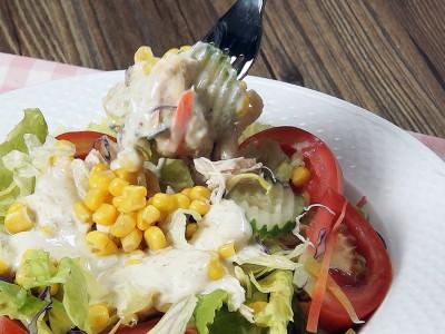 食譜-低卡堅果豆腐沙拉【簡單料理輕鬆做】