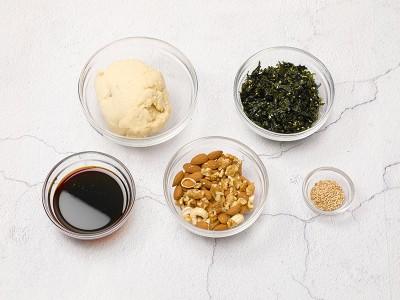 食譜-豆渣素鬆