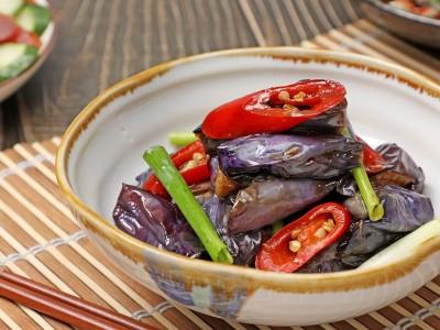 食譜-紅燒茄子