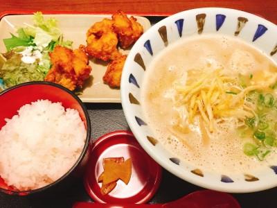 餐桌-日本~大阪奈良*元喜神拉麵