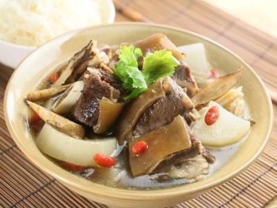 食譜-養生羊肉爐