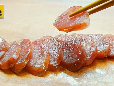 食譜-健康水煮香腸