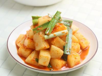 食譜-韓式醃蘿蔔