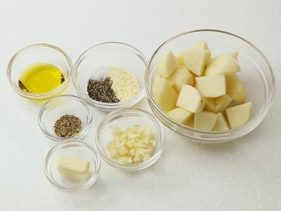 食譜-蒜香起司馬鈴薯