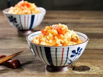 食譜-南瓜蘋果洋蔥飯